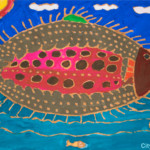 kyotoshi_228TSUCHIYA AKIO「海の赤ちゃん物語公園」.2017.255.345